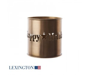 Lexington Teelichthalter Happy Holidays