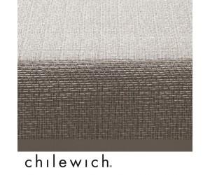 Chilewich Läufer Glassweave silber