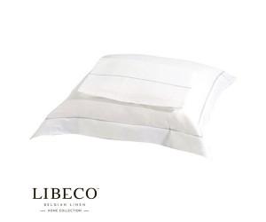 Libeco Einschlaglaken Classics Bridgewater hellgrau