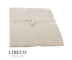 Libeco Spannbettlaken Santiago stone