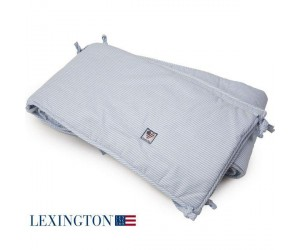 Lexington Nestchen fürs Babybett in blau