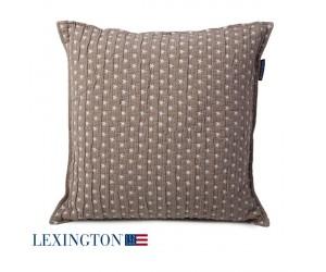 Lexington Dekokissen Star beige