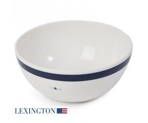 Lexington große Schüssel Star blau