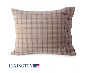 Lexington Kissenbezug Holiday Flannel Check (50 x 70 cm)