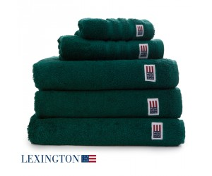 Lexington Handtuch Original grün