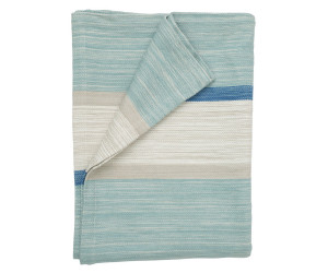 Lexington Bettüberwurf Striped Bedspread blau gestreift (2 Größen)