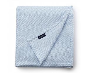 Lexington Bettüberwurf Structured Cotton in hellblau (160 x 240 cm)
