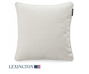 Lexington Dekokissenbezug Solid Rope weiß