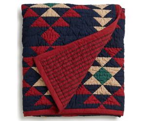 Lexington gemusterte Steppdecke Holiday Quilt Bedspread multi (2 Größen)