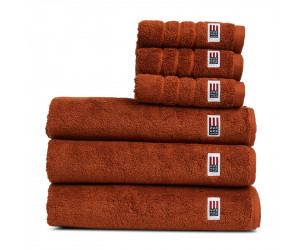 Lexington Handtuch Original Towel fudge (4 Größen)