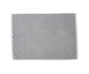 Lexington Handtuch Original Towel Striped grau/weiß gestreift (4 Größen)
