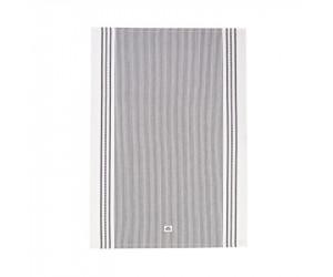 Lexington Küchentuch Living Authentic Stripe Oxford graphit/weiß