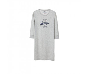 Lexington Nachthemd Sunie in hellgrau (XS)