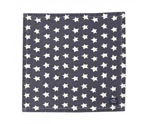 Lexington Stars & Stripes Serviette blau/weiß