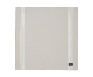 Lexington Servietten Striped Napkin beige gestreift (50 x 50 cm) 6 Stk