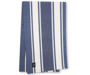 Lexington Tischdecke Striped Cotton Twill Tablecloth blau / weiß gestreift (150 x 250 cm)