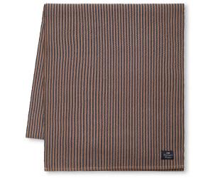Lexington Tischläufer Striped Cotton Rib Runner blau/beige gestreift (50 x 250 cm)