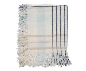Lexington Wolldecke Checked Wool Throw multi kariert (130 x 170 cm)