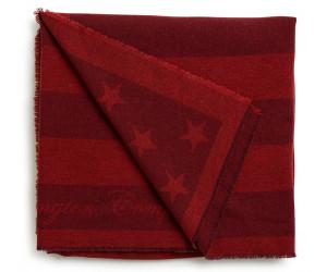 Lexington Wolldecke Holiday Flag Throw rot (130x170cm)