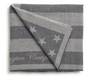Lexington Wolldecke Holiday Flag Throw grau (130x170cm)