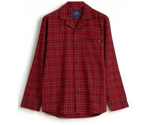 Lexington Pyjama rot kariert