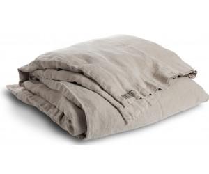 Lovely Linen schwere Leinen Bettwäsche Lovely natural beige