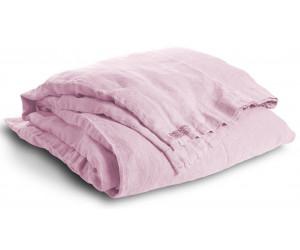 Lovely Linen schwere Leinen Bettwäsche Lovely rosa