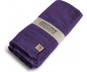 Lovely Linen Leinen Tischwäsche Lovely violett