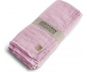 Lovely Linen Leinen Tischwäsche Lovely rosa