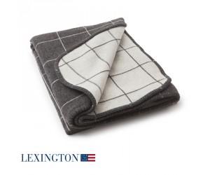 Lexington Bettüberwurf Luxury grau