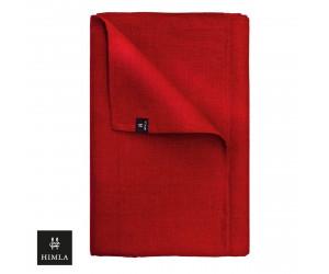 Himla Tischwäsche Serie Maya true red