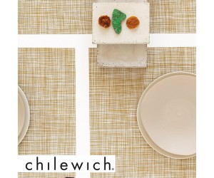 Chilewich Set Micro goldenrod