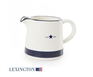 Lexington Milchkännchen blau