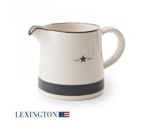 Lexington Milchkännchen grau