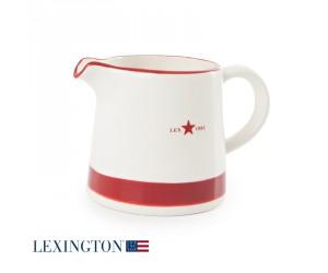 Lexington Milchkännchen rot