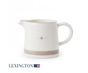 Lexington Milchkännchen beige
