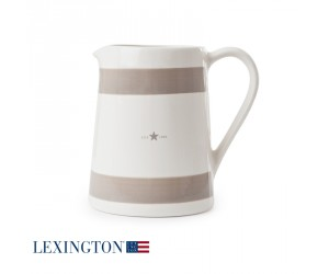 Lexington Milchkrug beige