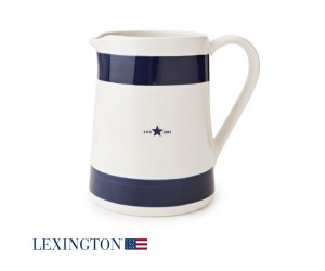Lexington Milchkrug blau