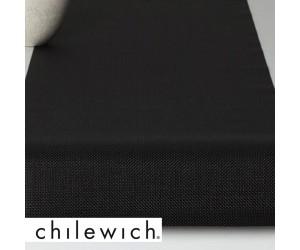 Chilewich Läufer Mini Basketweave schwarz