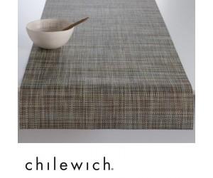 Chilewich Läufer Mini Basketweave pistachio