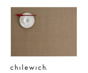 Chilewich Set Rechteckig Mini Basketweave new gold