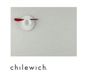 Chilewich Set Rechteckig Mini Basketweave sandstone