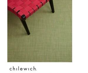Chilewich Teppich Mini Basketweave dill