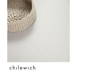 Chilewich Teppich Mini Basketweave sandstone