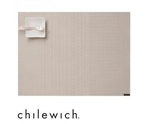 Chilewich Tischset Mixed Weave flax
