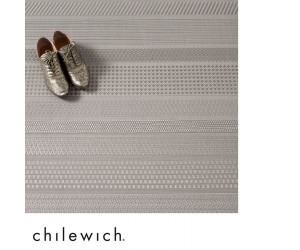 Chilewich Teppich Mixed Weave topaz