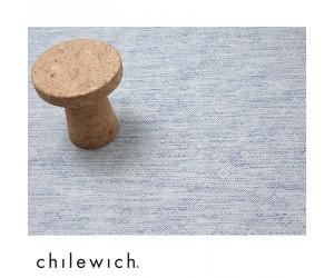Chilewich Teppich Mosaic blau