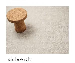Chilewich Teppich Mosaic grau