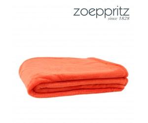 Zoeppritz Plaid Microstar orange-rot-255