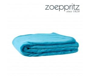 Zoeppritz Plaid Microstar lagoon-765